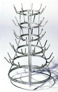 Marcel Duchamp-Porte bouteilles