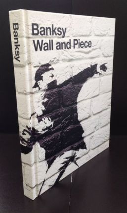 livre wall and piece de Banksy