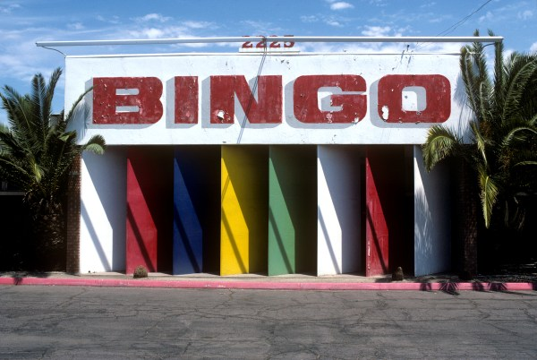 Bingo lounge in Gardena, CA
