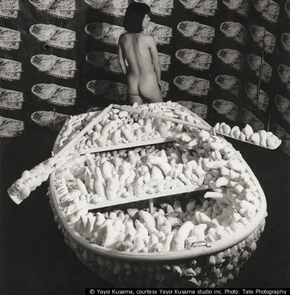 Yayoi Kusama, Aggregation- One Thousand Boats Show