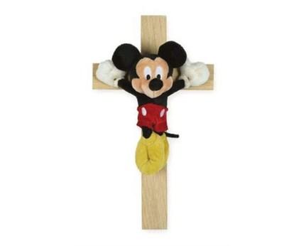 Taroop et Glabel, Crucifiction 2 - Blasphème