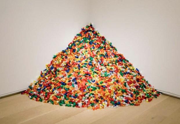Félix Gonzalez Torres, candy