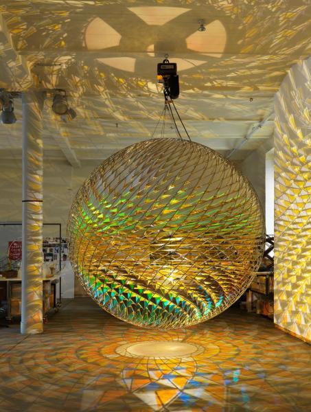 spherical space