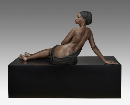sculpture hyperréaliste