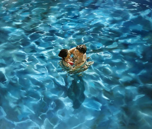 figurative painting, Eric Zenner