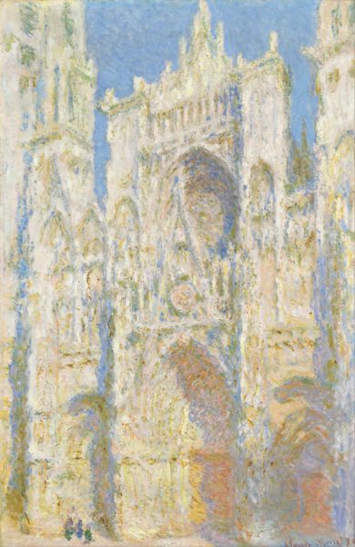 Claude Monet - Rouen Cathedral, 1894