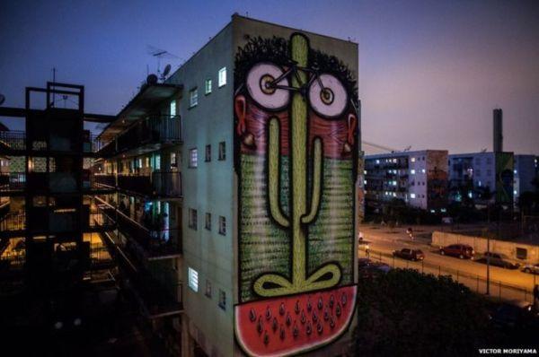 Street-Art Sao Paulo