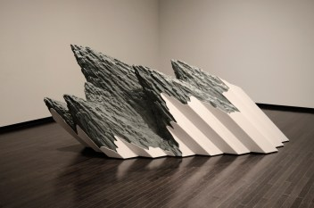 Anthropocene, Art Gallery of Alberta, Edmonton, May 17, 2012.