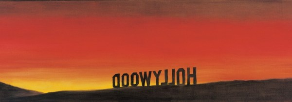 Ed-Ruscha-The-Back-of-Hollywood-1977