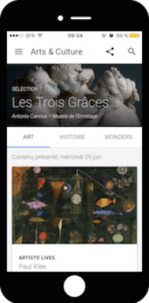 Google art and culture