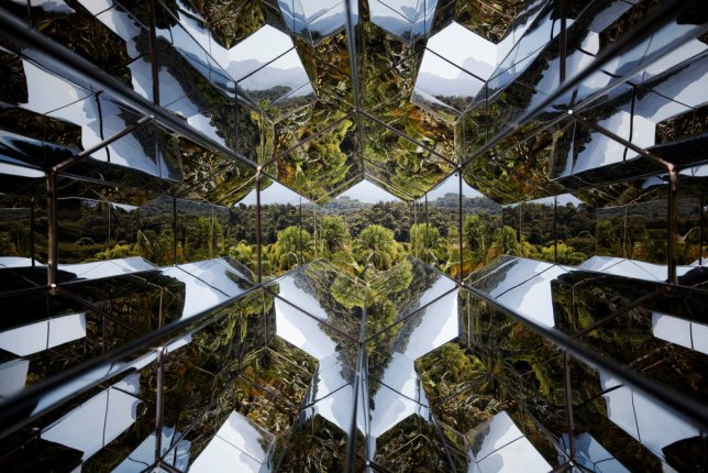 jardin inhotim kaleidoscope