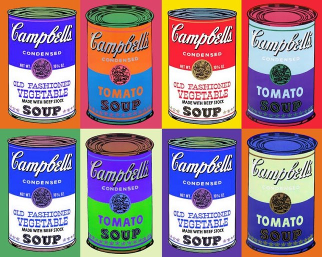 Pop Art, Andy Warhol