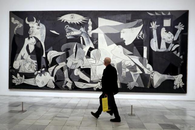 Picasso, Guernica, Musée Picasso