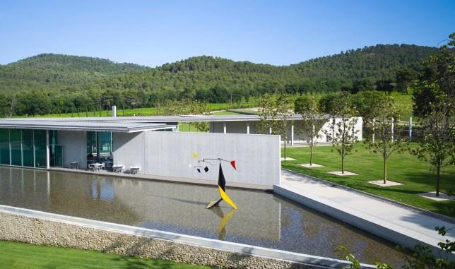 Chateau La Coste, Tadao Ando, Art Centre