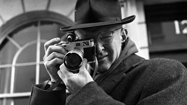 Henri Cartier-Bresson leica