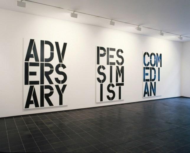 Christopher Wool - Galerie Max Hetzler