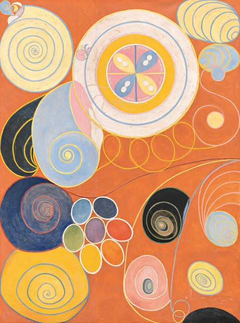 Hilma af Klint, abstraction