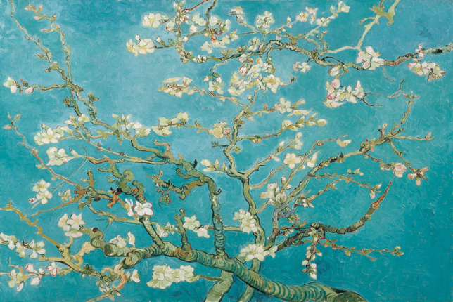 Van Gogh Amandier