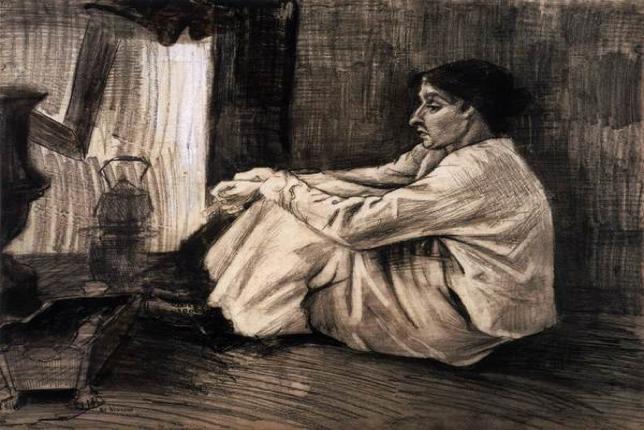 Van Gogh Sien
