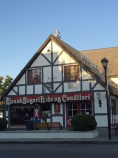 Sweet Danish Town of Solvang