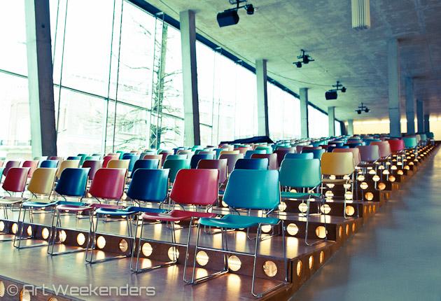 The-Netherlands-Rotterdam-Kunsthal-new-aula-ArtWeekenders-Lydian-Brunsting