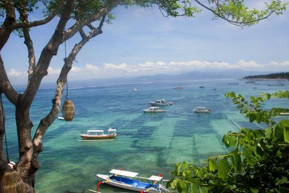 30 min fear on a boat ride to Lembongan island is worth the effort - ASAPtickets travel blog
