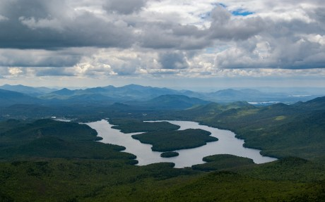 The best thing to see and do in the Lake Placid - mountain hiking