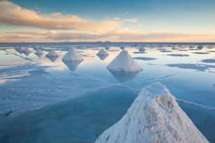 Salar de Uyuni, Bolivia - 12 Breathtaking Places to Spend Your Birthday Vacation