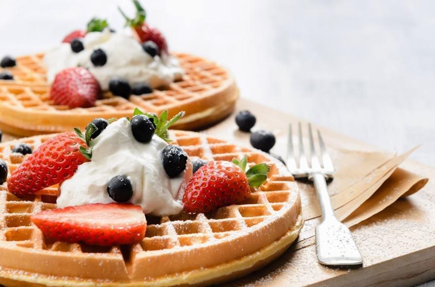 Waffles - Belgium - Most Delicious Desserts