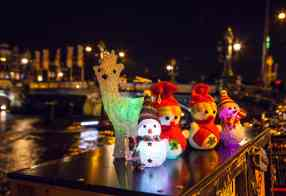 Christmas, Amsterdam, Netherlands - Christmas Vacation in Europe
