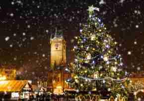 Christmas Prague Czech Republic - Christmas Vacation in Europe