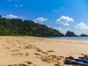Baia do Sancho Beach, Fernando de Noronha, Brazil