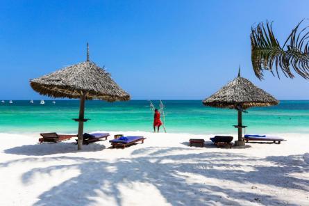 Turtle Beach, Kenya