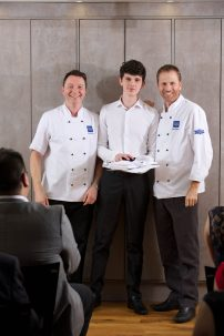 Ashburton Chefs Academy Graduation June 2014