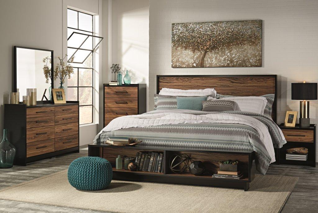 ultimate earthy bedroom ashley homestore