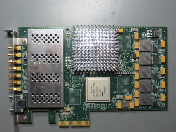 ICS-1650 Board Top