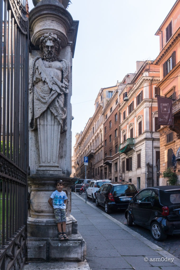 Рим. День четвертый