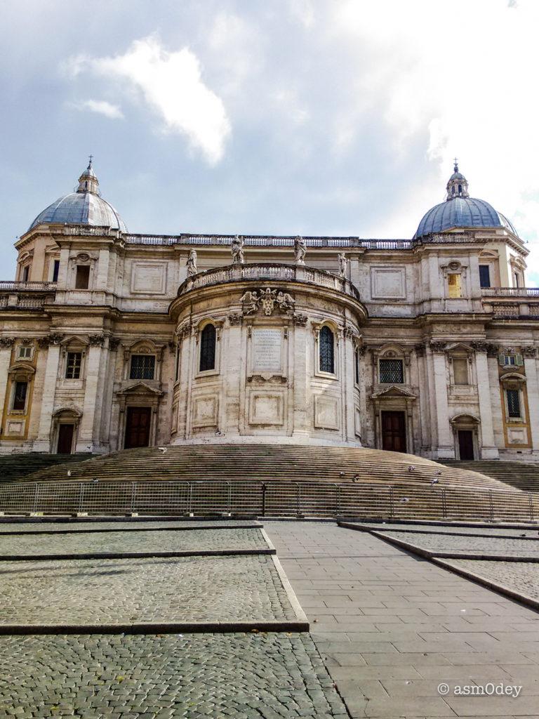 Рим. День шестой