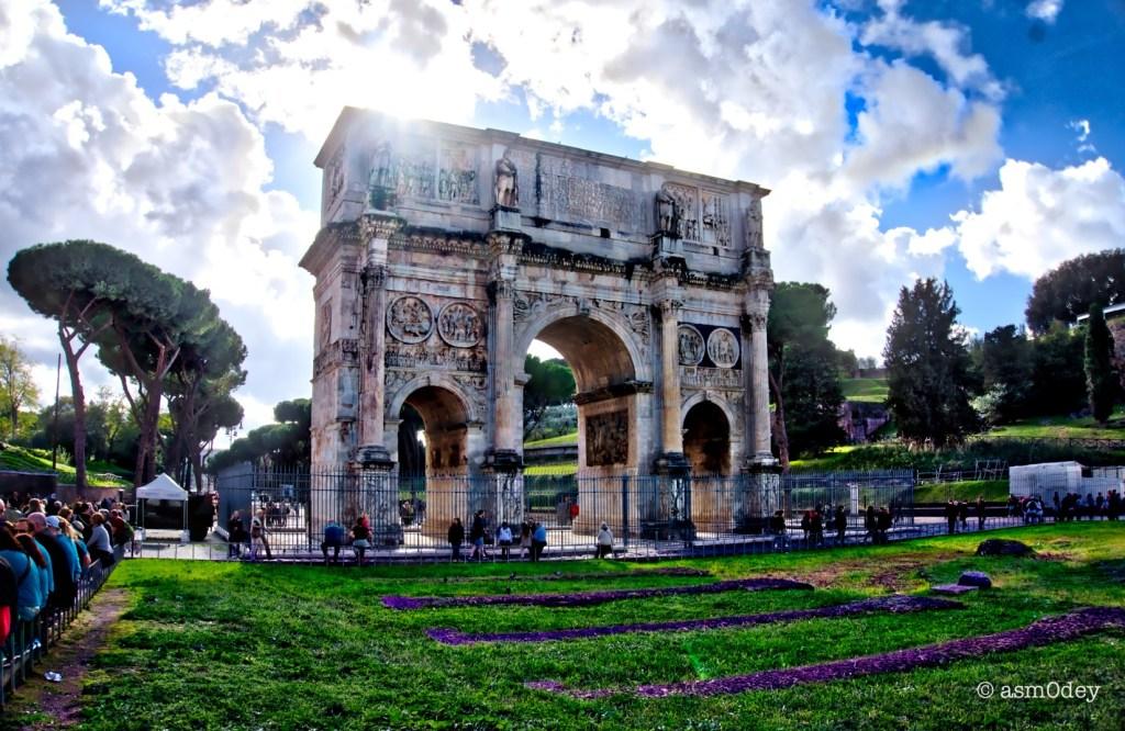 Рим. День пятый