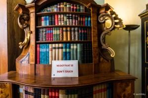 Градчаны: библиотека