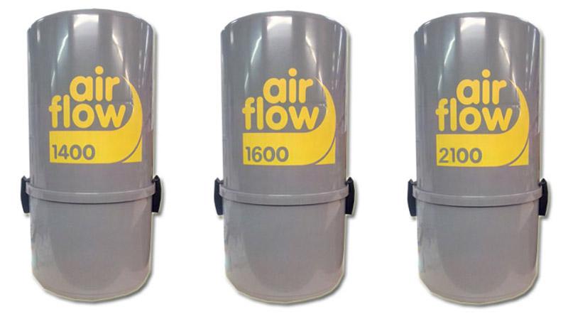 Aspiration centralisée Air Flow