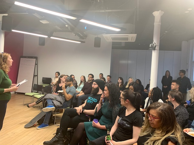 #FemaleTechFounder Night – June event round up