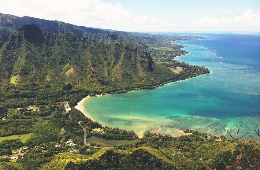 Kahana Bay Beach Park, Oahu