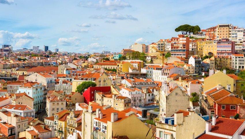 Mouraria  Lisbon - TRENDIEST. I sobborghi cittadini più trendy in Europa