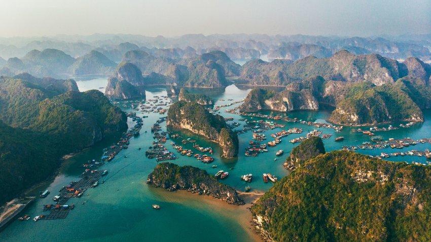Halong Bay — Vietnam