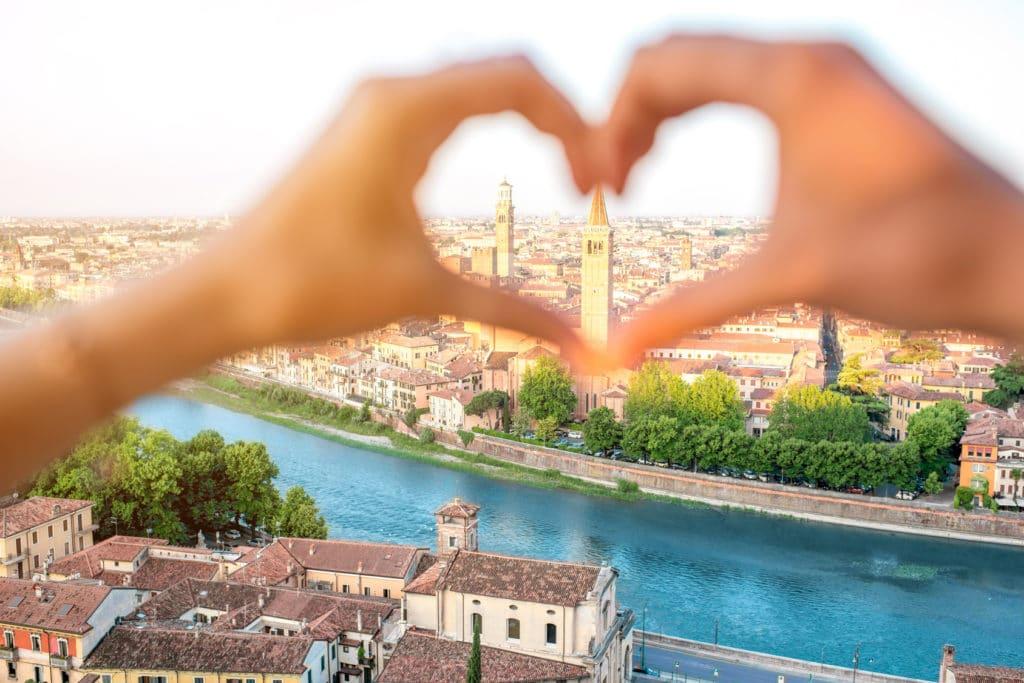 mots d amour en italien les