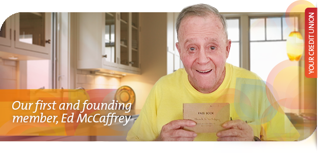 Our First and founding member, Ed McCaffrey