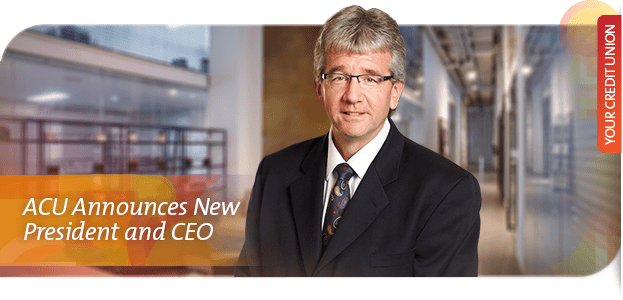 ACU Announces New CEO, Kevin Sitka
