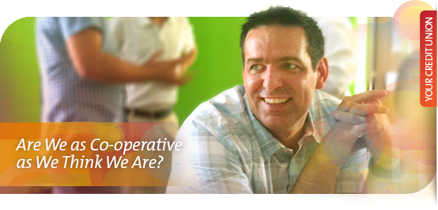 Are We as Co-operative as We Think We Are?