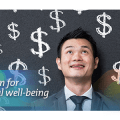 3 steps to plan for your financial well-being